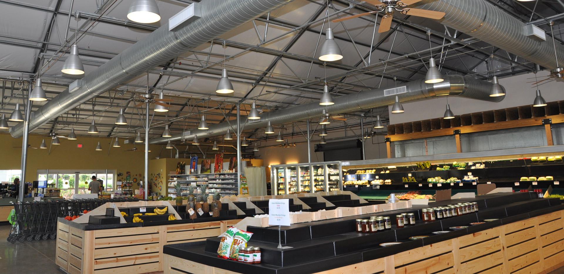 Rosemeade Market & Greenhouse | Frank Dale Construction