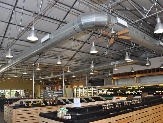 Rosemeade Market & Greenhouse   Frank Dale Construction