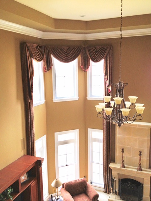 Swags, Cascades and Side Panels