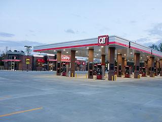 Quick Trip Gas Station Construction TX