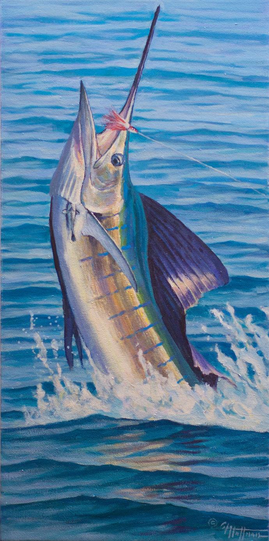 Fine Art Marine Artist