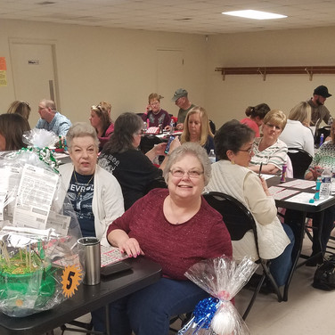 Lillie's Love March Bingo Event
