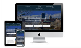 Elite Realty Custom web design for real estate brokerage