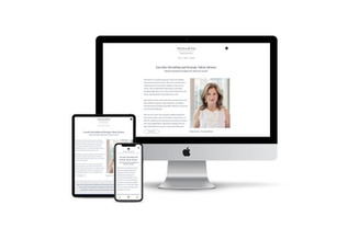 Website Design for Executive Search Consultant