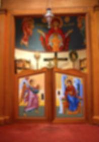 The Nativity of the Theotokos Greek Church