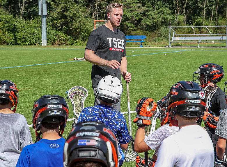 Tom Schreiber Lacrosse Camps