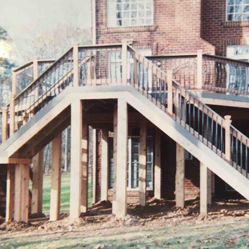 Decking Company Fredericksburg Virginia