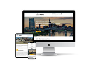 Web Design for Real Estate Valuation and Consulting Services