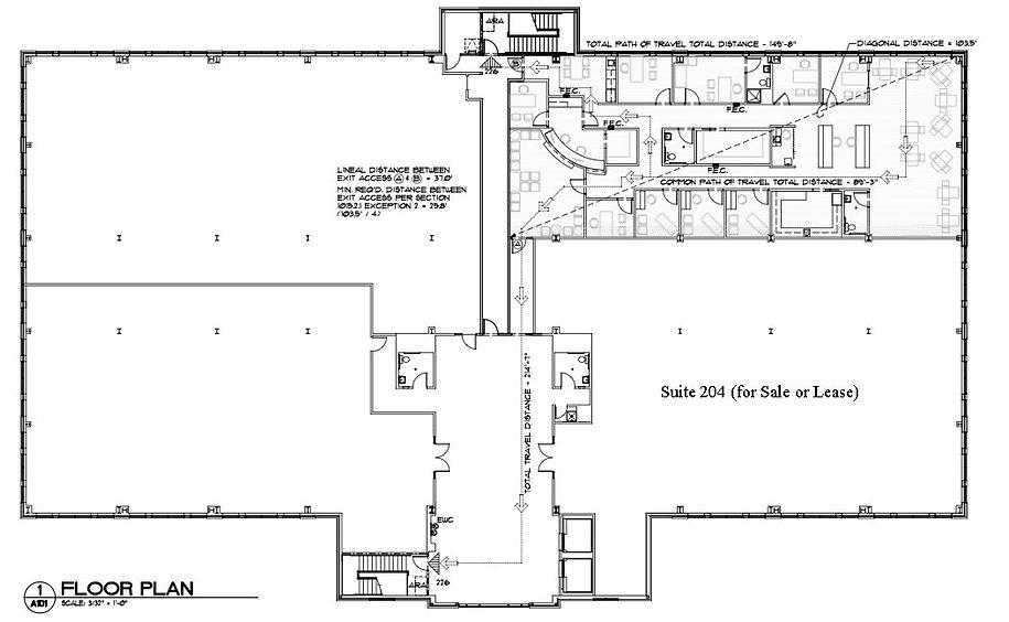 Floor Plan - 1500 Dixon St, Fredericksburg, VA 22401