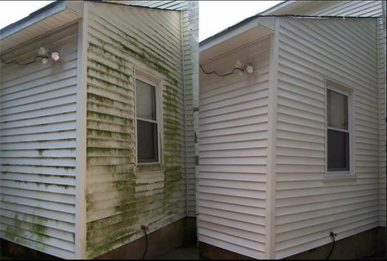 Stafford Aquia Residential Power Washing