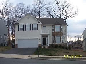 Seasons Landing Stonehill Rentals Stafford Virginia rental homes