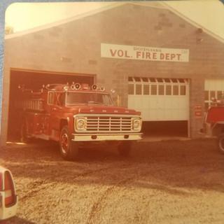 Spotsylvania Volunteer Fire Dept History