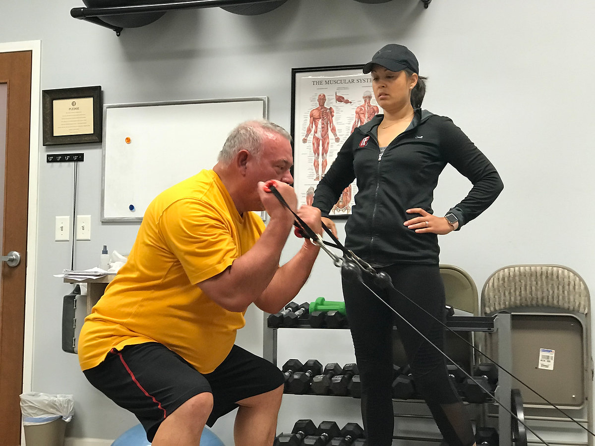 Private Personal Training Session King George, VA