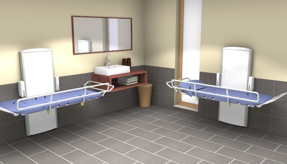 CTX Changing Table