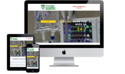 Fredericksburg Emergency Medical Alliance New website design for Fredericksburg Emergency Ro...