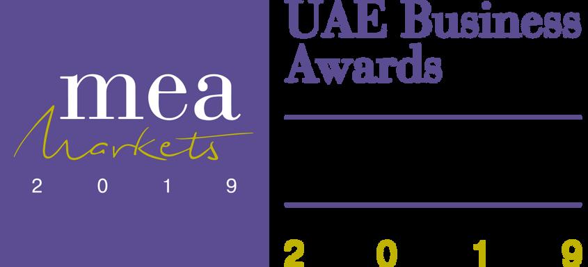 MEA Markets 2019 UEA Business Awards Log