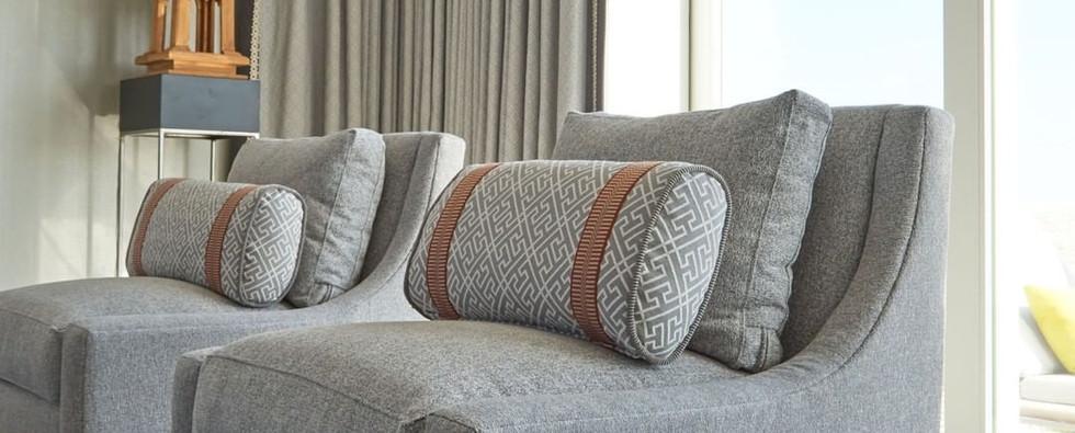 Unique Shaped Accent Pillows