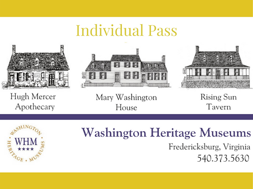 Individual Pass- Student (Ages 6-18)