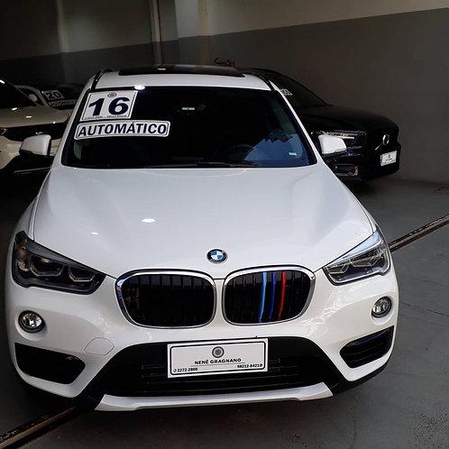 BMW X1 2016 2.0 16V TURBO ACTIVEFLEX XDRIVE25I SPORT