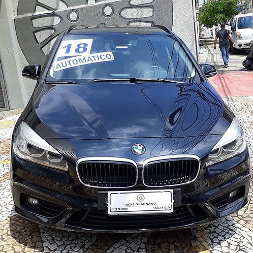BMW 220I 2018 2.0 CAT GP 16V TURBO ACTIVEFLEX 4P AUTOMATICO