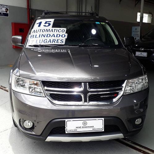 DODGE JOURNEY 2015 3.6 SXT V6 GASOLINA 7 LUGARES 4P AUTOMÁTICO