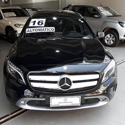 MERCEDES-BENZ GLA 250 2016 2.0 16V TURBO GASOLINA ENDURO 4P ATOMATICO