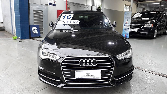 AUDI A6 2016 2.0 TFSI AMBIENTE GASOLINA 4P S-TRONIC