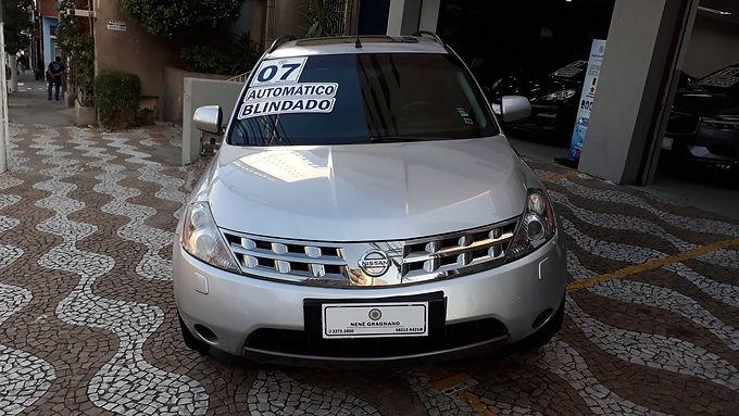 NISSAN MURANO 2007 3.5 SE 4X4 V6 24V GASOLINA 4P AUTOMATICO