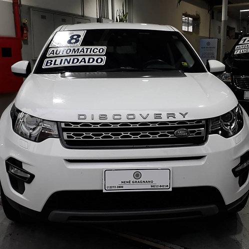 LAND ROVER DISCOVERY SPORT 2018 2.0 16V SI4 TURBO GASOLINA SE 4P AUTOMATICO