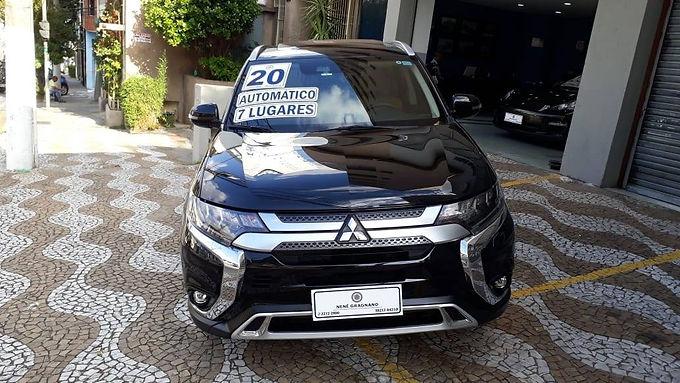 MITSUBISHI OUTLANDER 2020 3.0 MIVEC V6 GASOLINA HPE-S AWD AUTOMATICO
