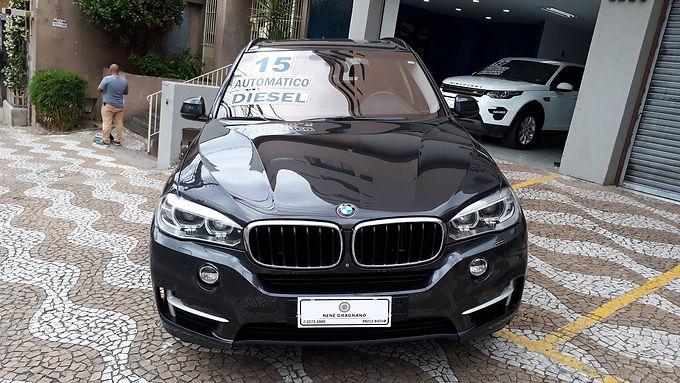 BMW X5 2015 3.0 4X4 30D I6 TURBO DIESEL 4P AUTOMATICO