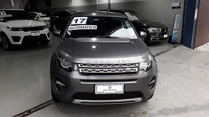 LAND ROVER DISCOVERY SPORT 2017 2.0 16V SI4 TURBO GASOLINA HSE 4P AUTOMATICO