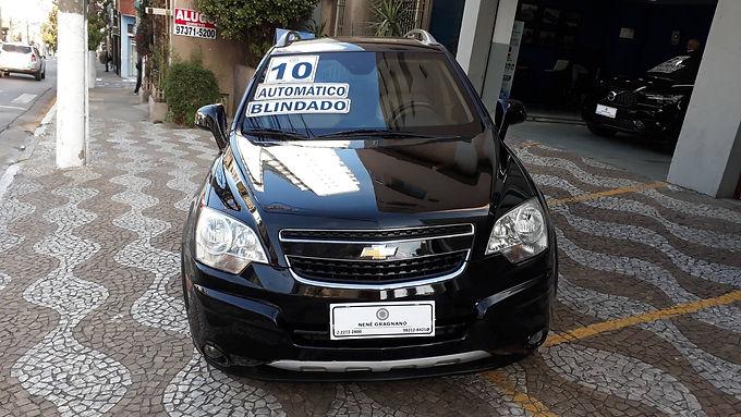 CHEVROLET CAPTIVA 2010 3.6 SFI FWD V6 24V GASOLINA 4P AUTOMATICO