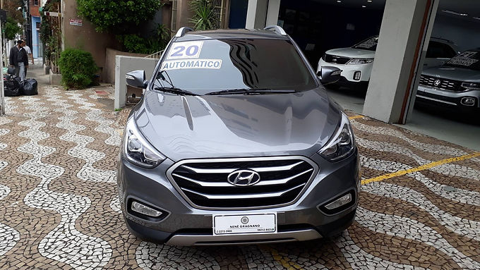 HYUNDAI IX35 2020 2.0 MPFI GL 16V FLEX 4P AUTOMÁTICO