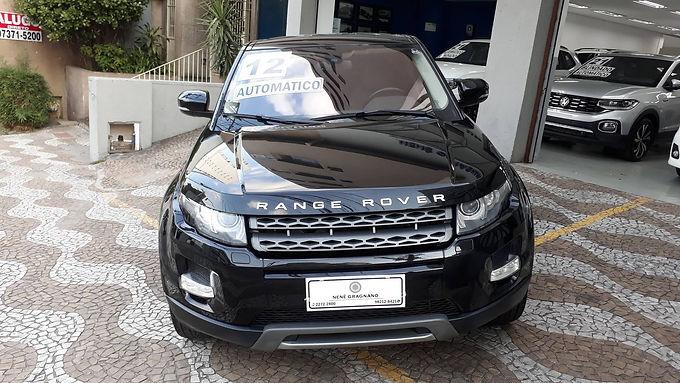 LAND ROVER RANGE ROVER EVOQUE 2012 2.0 PURE TECH 4WD 16V GASOLINA 4P AUTOMATICO