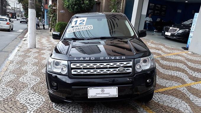 LAND ROVER FREELANDER 2 2012 3.2 SE 6V 24V GASOLINA 4P AUTOMÁTICO