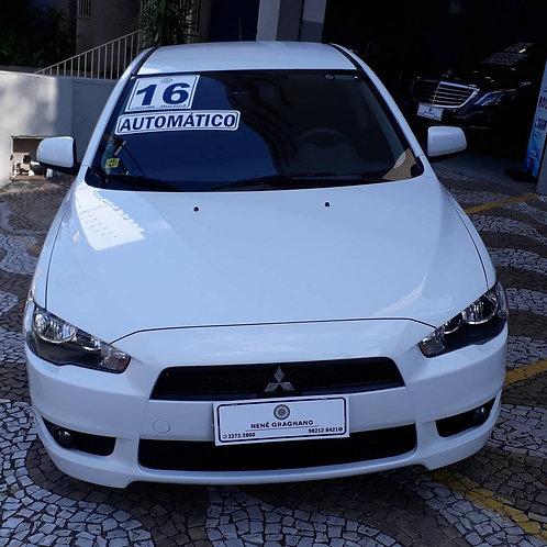 MITSUBISHI LANCER 2016 2.0 HL 16V GASOLINA 4P AUTOMÁTICO