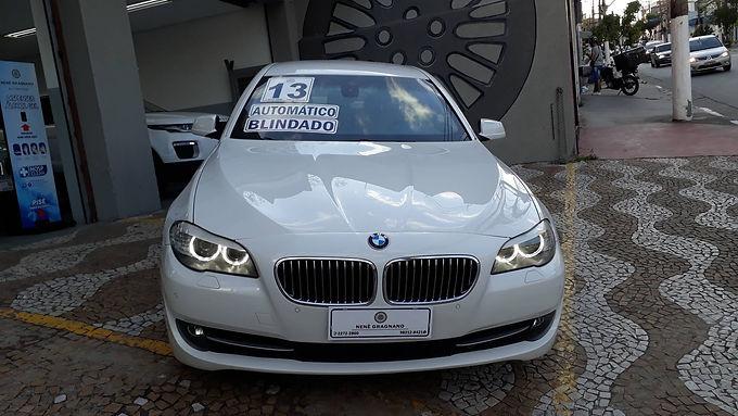 BMW 528I 2013 2.0 16V GASOLINA 4P AUTOMÁTICO