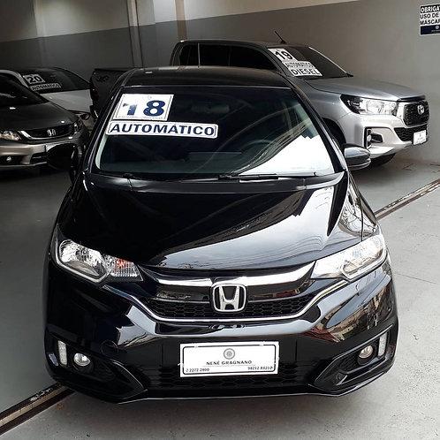 HONDA FIT 2018 1.5 EX 16V FLEX 4P AUTOMÁTICO