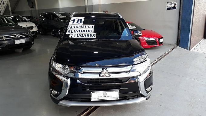 MITSUBISHI OUTLANDER 2018 2.0 COMFORT 16V GASOLINA 4P AUTOMATICO