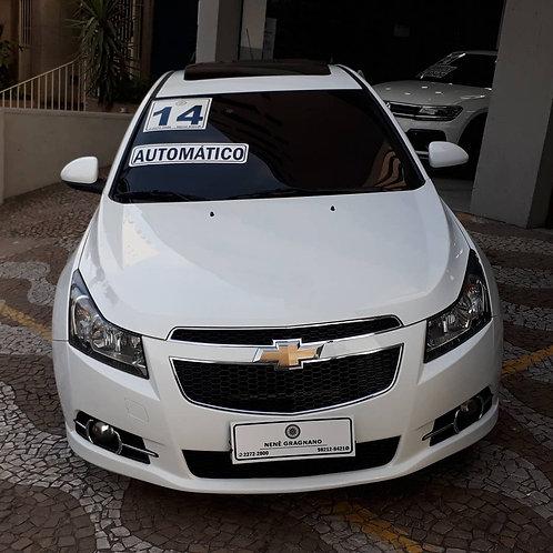 CHEVROLET CRUZE 2014 1.8 LTZ SPORT6 16V FLEX 4P AUTOMÁTICO