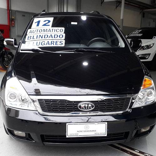 KIA CARNIVAL 2012 3.5 EX V6 24V GASOLINA 4P AUTOMATICO
