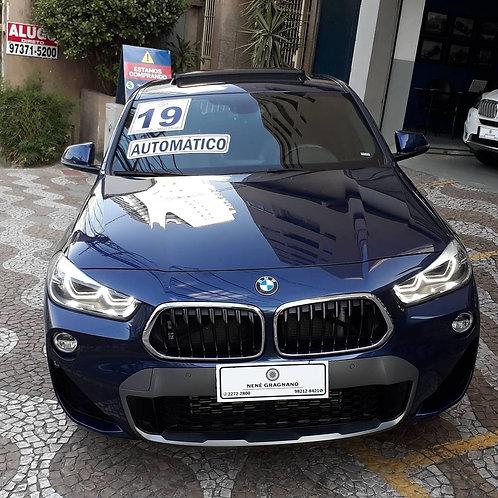 BMW X2 2019 2.0 16V TURBO ACTIVEFLEX SDRIVE20I M SPORT X STEPTRONIC