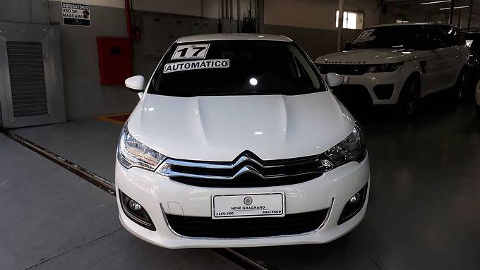 CITROËN C4 LOUNGE 2017 1.6 ORIGINE 16V TURBO FLEX 4P AUTOMÁTICO