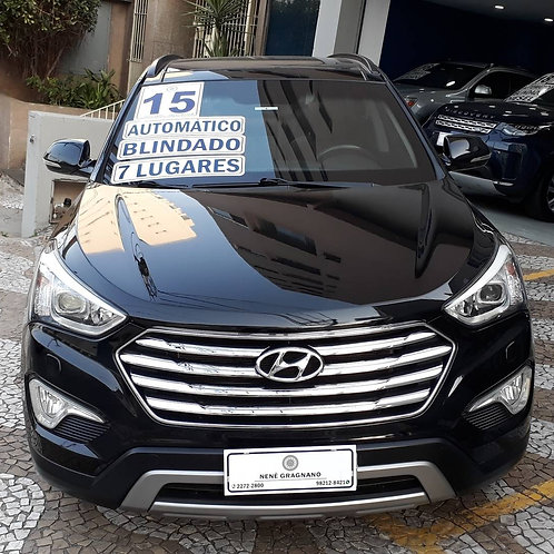 HYUNDAI GRAND SANTA FÉ 2015 3.3 MPFI V6 4WD GASOLINA 4P AUTOATICO