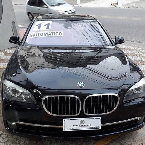 BMW 750I 2011 4.4 LUXURY SEDAN V8 32V GASOLINA 4P AUTOMATICO