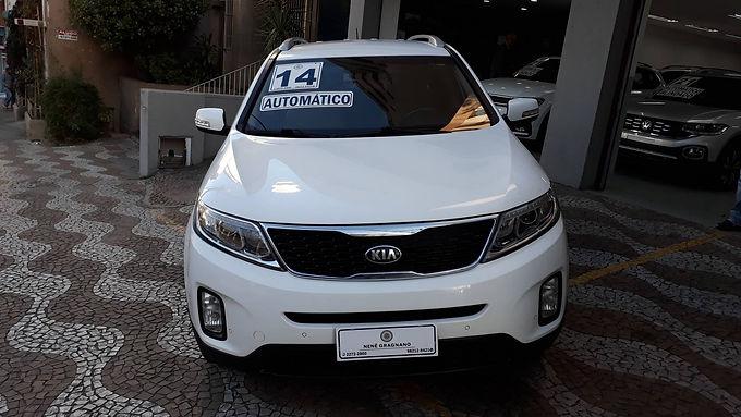 KIA SORENTO 2014 2.4 16V GASOLINA EX AUTOMÁTICO