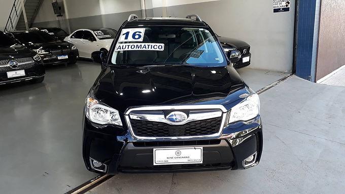 SUBARU FORESTER 2016 2.0 S 4X4 16V GASOLINA 4P AUTOMÁTICO