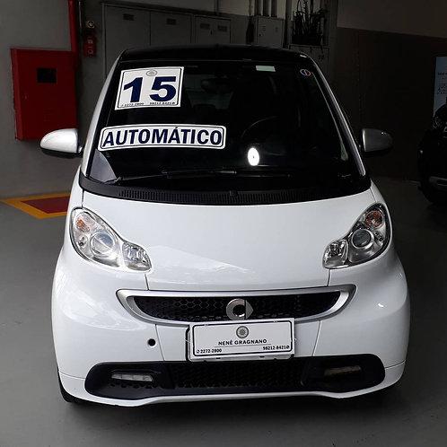 SMART FORTWO 2015 1.0 COUPÊ TURBO 12V GASOLINA 2P AUTOMÁTICO