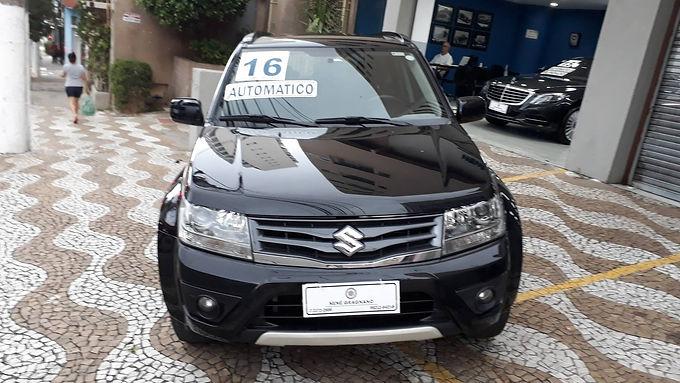 SUZUKI GRAND VITARA 2016 2.0 4X2 16V GASOLINA 4P AUTOMÁTICO